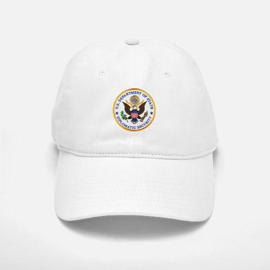 Diplomatic Security Baseball Baseball Cap