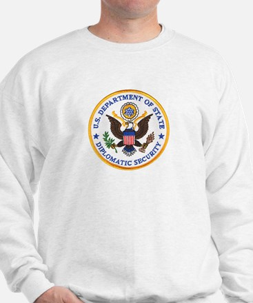 Diplomatic Security Sweatshirt