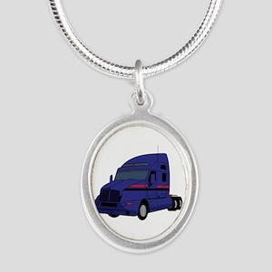 Semi Truck Necklaces