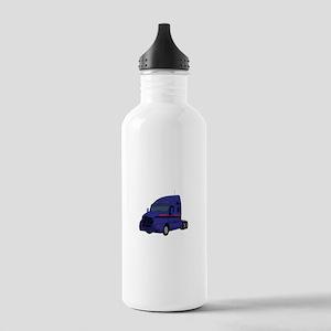 Semi Truck Water Bottle