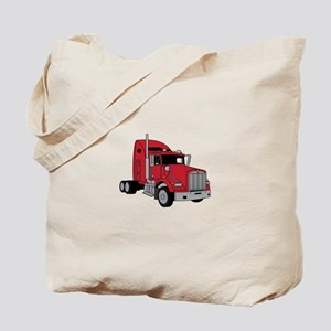Kenworth Tractor Tote Bag
