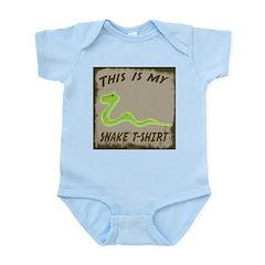 My Snake T-Shirt Infant Bodysuit