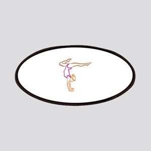 Female Gymnast Patch