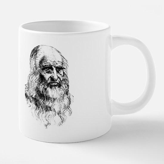 Da Vinci sophistication Mugs