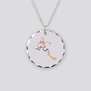 Water Skiing Necklace