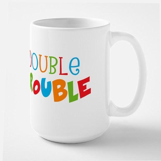 Double Trouble Mugs