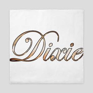 Gold Dixie Queen Duvet