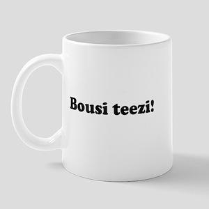 Bousi Teezi Mug