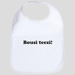 Bousi Teezi Bib