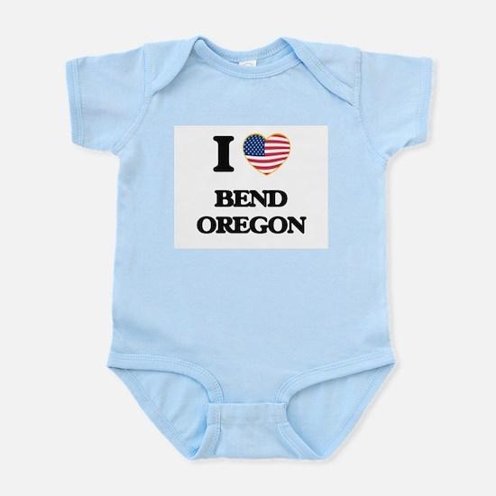 I love Bend Oregon Body Suit