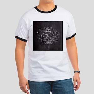 vintage french scripts paris T-Shirt