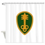 300th Military Police Shower Curtain