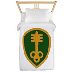 300th Military Police Twin Duvet
