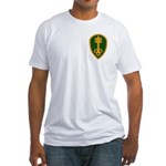300th Military Police Fitted T-Shirt