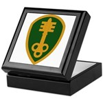 300th Military Police Keepsake Box