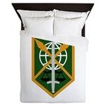 200th Military Police Queen Duvet
