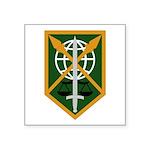"200th Military Police Square Sticker 3"" x 3"""