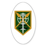 200th Military Police Sticker (Oval)