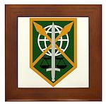 200th Military Police Framed Tile