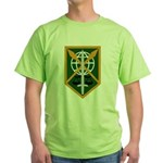 200th Military Police Green T-Shirt