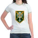 200th Military Police Jr. Ringer T-Shirt