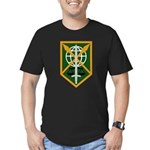 200th Military Police Men's Fitted T-Shirt (dark)