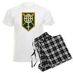 200th Military Police Men's Light Pajamas