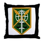 200th Military Police Throw Pillow
