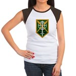 200th Military Police Junior's Cap Sleeve T-Shirt
