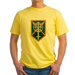 200th Military Police Yellow T-Shirt
