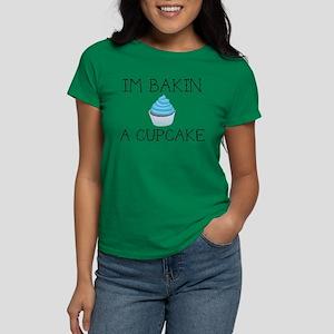 I'm Bakin A Boy Cupcake T-Shirt