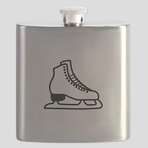 Ice Skate Flask