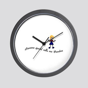 Someone Special Wall Clock