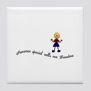 Someone Special Tile Coaster