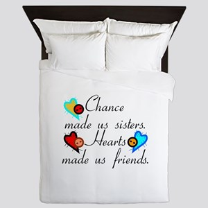 Chance Sisters Queen Duvet