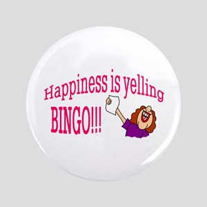 Happiness Bingo Button