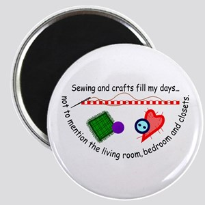 Sewing & Crafts Magnets