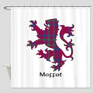 Lion - Moffat dist. Shower Curtain
