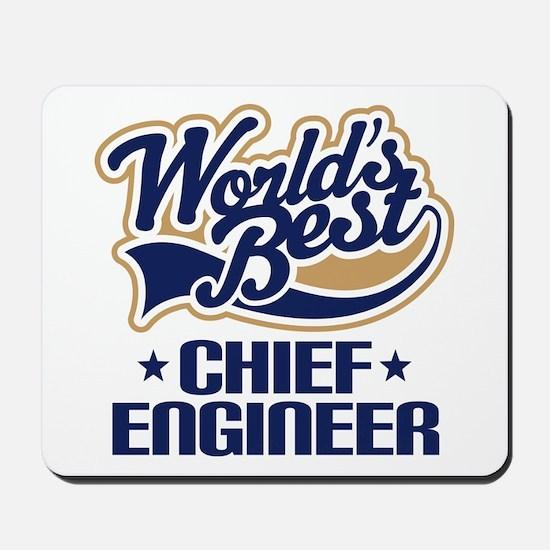 Chief Engineer Mousepad