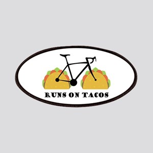 Runs On Tacos Patch