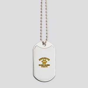 Awesome Belgian Malinois Mom Dog Designs Dog Tags