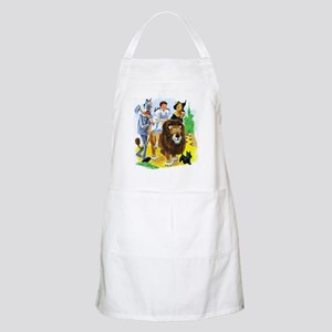 Wizard of Oz - Follow the Yellow Brick Light Apron