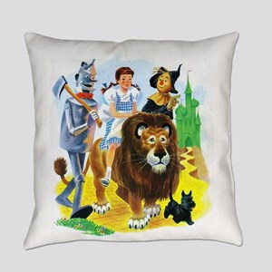Wizard of Oz - Follow the Yellow B Everyday Pillow