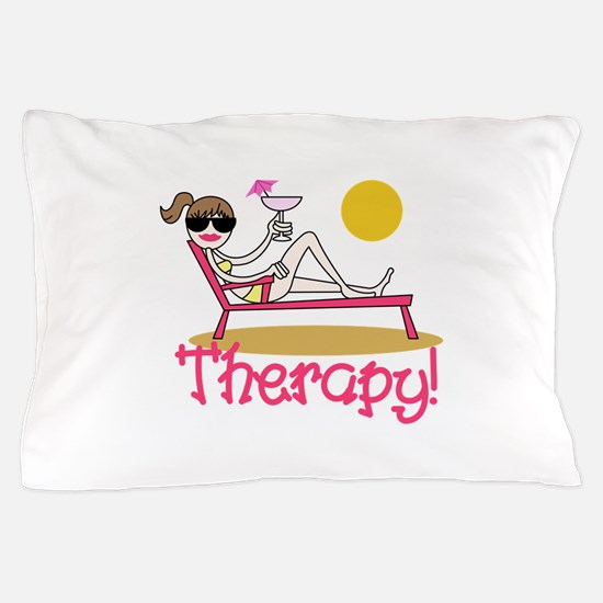 Therapy Pillow Case