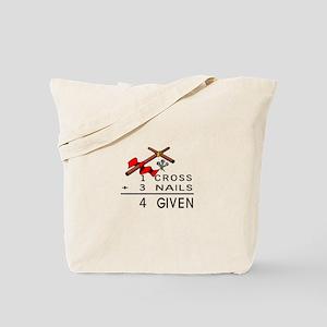 4 Given Tote Bag