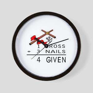 4 Given Wall Clock