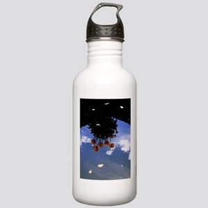 Marigolds reflected Stainless Water Bottle 1.0L