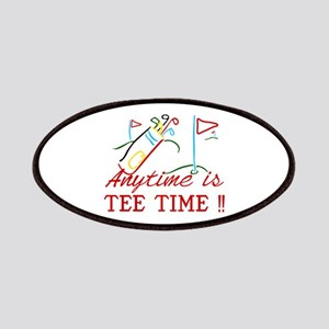 Tee Time Patch