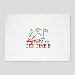 Tee Time 5'x7'Area Rug