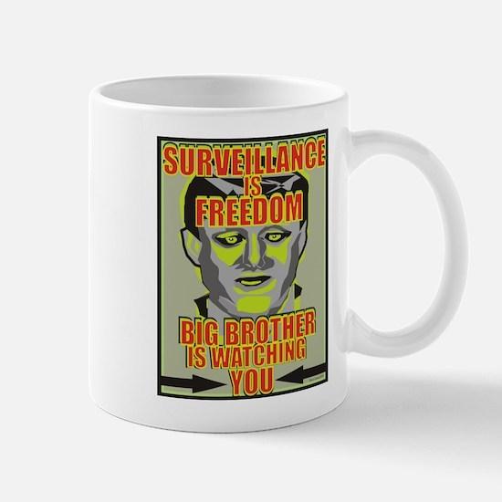 Surveillance Mugs